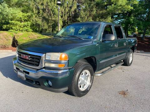 2006 GMC Sierra 1500 for sale at Robinson Motorcars in Hedgesville WV