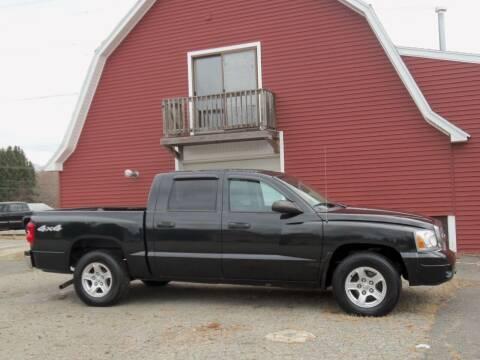 2006 Dodge Dakota for sale at Red Barn Motors, Inc. in Ludlow MA