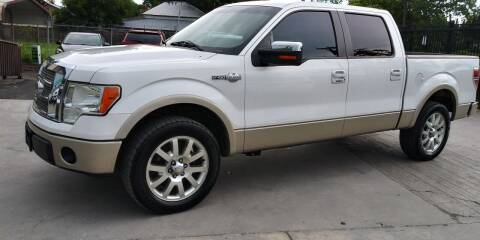 2010 Ford F-150 for sale at AUTOTEX FINANCIAL in San Antonio TX
