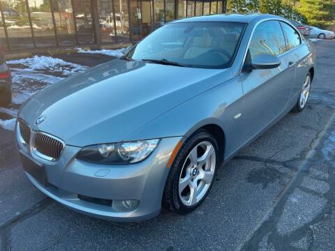 2008 BMW 3 Series for sale at Premier Automart in Milford MA