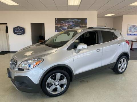 2014 Buick Encore for sale at Used Car Outlet in Bloomington IL