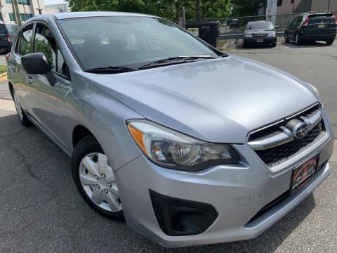 2014 Subaru Impreza for sale at JerseyMotorsInc.com in Teterboro NJ