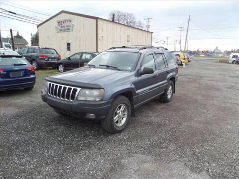2003 Jeep Grand Cherokee for sale at Terrys Auto Sales in Somerset PA