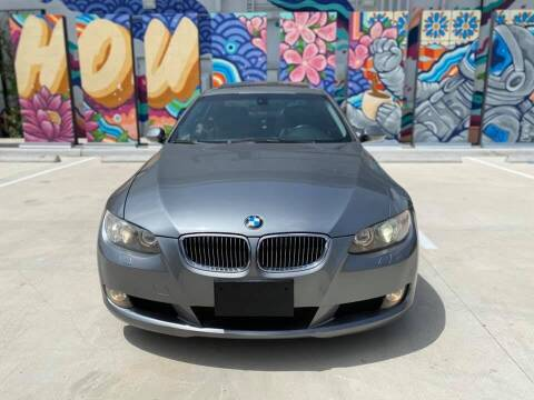2009 BMW 3 Series for sale at Delta Auto Alliance in Houston TX