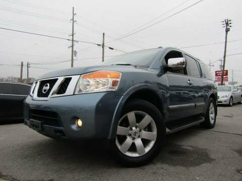 2011 Nissan Armada for sale at A & A IMPORTS OF TN in Madison TN