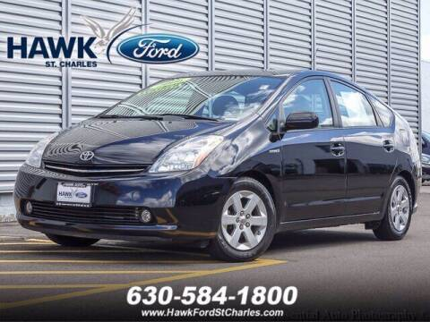 2006 Toyota Prius for sale at Hawk Ford of St. Charles in St Charles IL