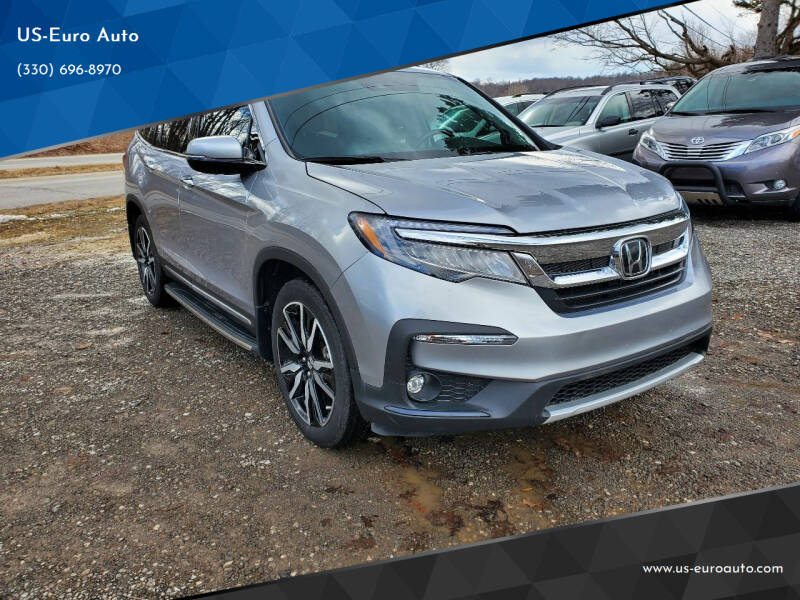2019 Honda Pilot for sale at US-Euro Auto in Burton OH