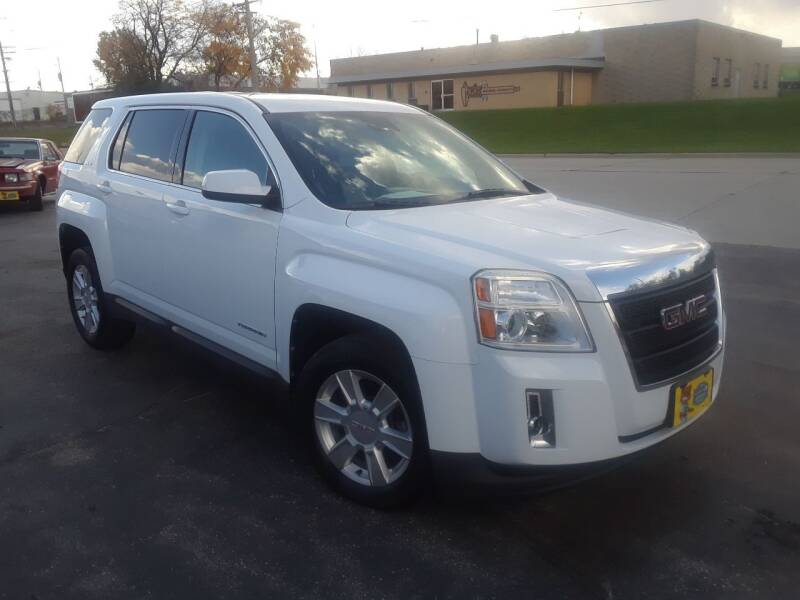 2012 GMC Terrain for sale at Carson's Cars in Milwaukee WI