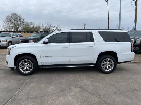 2016 GMC Yukon XL for sale at Bobby Lafleur Auto Sales in Lake Charles LA