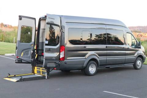 2018 Ford Transit Passenger for sale at Beaverton Auto Wholesale LLC in Hillsboro OR