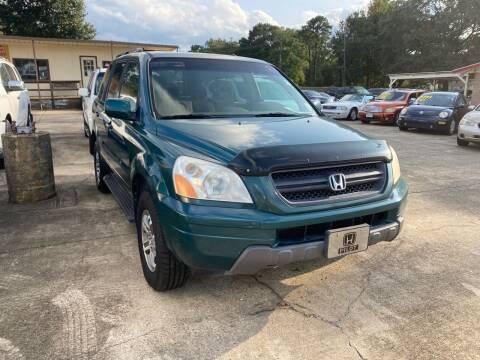 2003 Honda Pilot for sale at Port City Auto Sales in Baton Rouge LA
