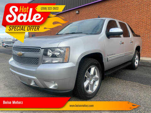 2010 Chevrolet Avalanche for sale at Boise Motorz in Boise ID