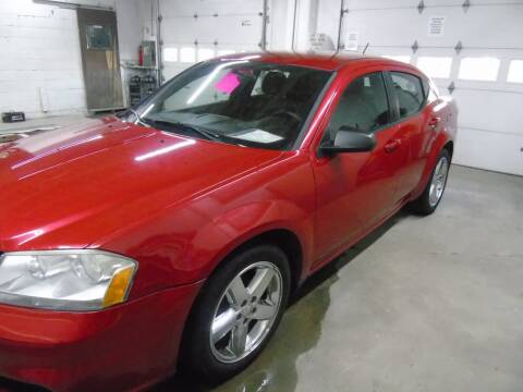 2011 Dodge Avenger for sale at C&C AUTO SALES INC in Charles City IA