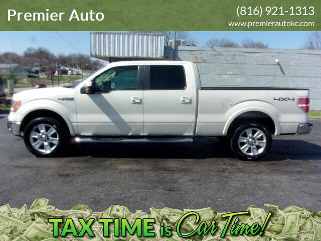 2009 Ford F-150 for sale at Premier Auto in Independence MO