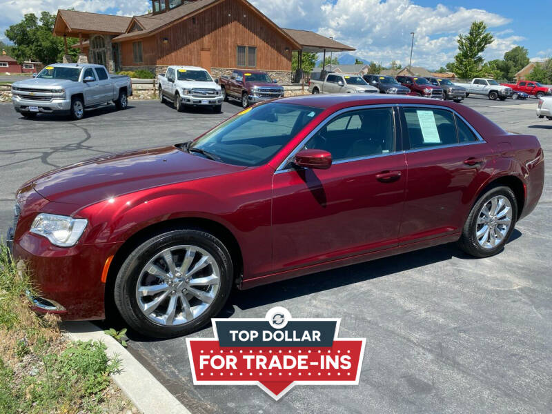 2017 Chrysler 300 for sale at Salida Auto Sales in Salida CO