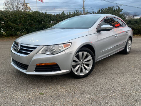 2012 Volkswagen CC for sale at Craven Cars in Louisville KY