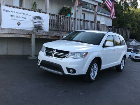 2016 Dodge Journey for sale at Flash Ryd Auto Sales in Kansas City KS