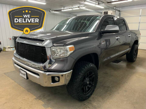 2014 Toyota Tundra for sale at Bennett Motors, Inc. in Mayfield KY