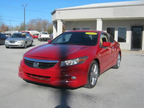 2012 Honda Accord for sale at Premier Motor Co in Springdale AR