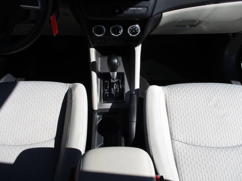 2018 Mitsubishi Outlander Sport ES 4dr Crossover CVT - Bryan TX