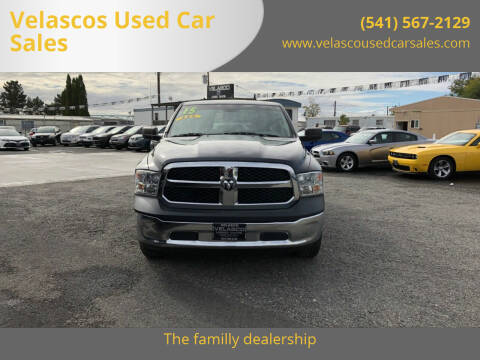 2015 RAM Ram Pickup 1500 for sale at Velascos Used Car Sales in Hermiston OR