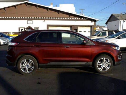 2015 Ford Edge for sale at Moser Motors Of Portland in Portland IN