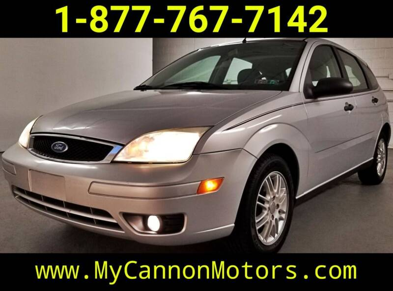 2006 Ford Focus for sale at Cannon Motors in Silverdale PA