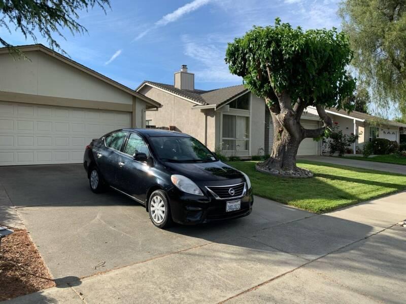 2014 Nissan Versa for sale at Blue Eagle Motors in Fremont CA