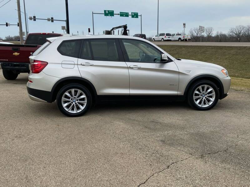 2013 BMW X3 for sale at KING AUTO SALES, LLC in Farmington MO