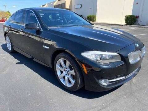 2011 BMW 5 Series for sale at CarGeek in Tampa FL