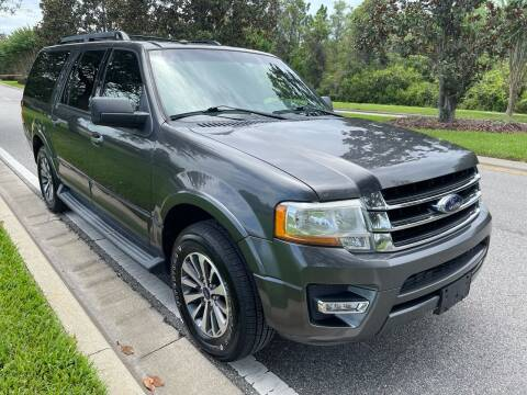2016 Ford Expedition EL for sale at Perfection Motors in Orlando FL
