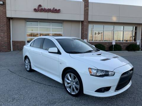 2014 Mitsubishi Lancer for sale at Head Motor Company - Head Indian Motorcycle in Columbia MO