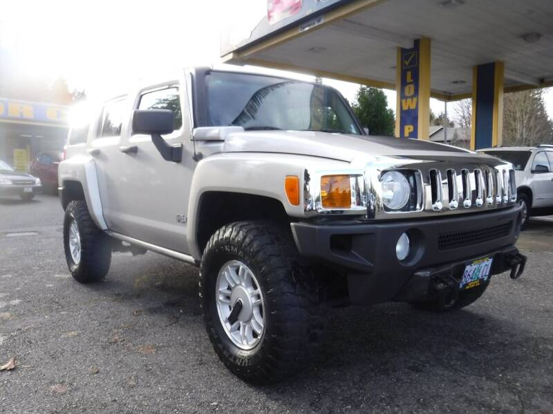2006 HUMMER H3 for sale at Brooks Motor Company, Inc in Milwaukie OR