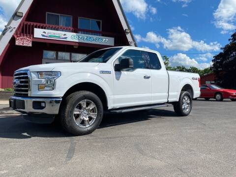 2016 Ford F-150 for sale at Pop's Automotive in Homer NY