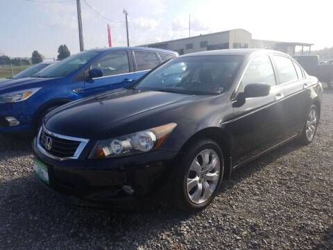 2010 Honda Accord for sale at Cascade Used Auto Sales in Martinsburg WV