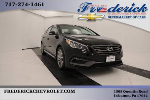 2017 Hyundai Sonata for sale at Lancaster Pre-Owned in Lancaster PA