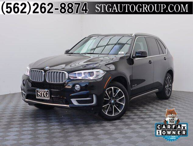 2018 BMW X5 for sale in Bellflower, CA