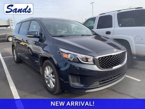 2017 Kia Sedona for sale at Sands Chevrolet in Surprise AZ