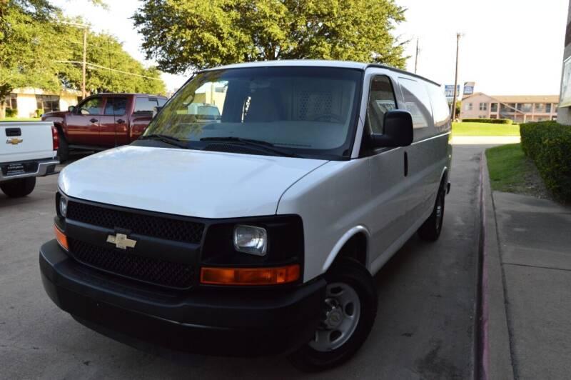 2012 Chevrolet Express Cargo for sale at E-Auto Groups in Dallas TX