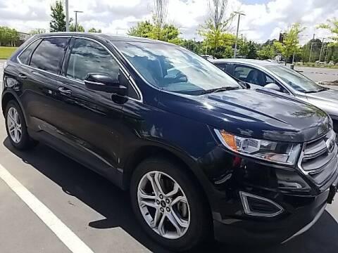 2017 Ford Edge for sale at Lou Sobh Kia in Cumming GA