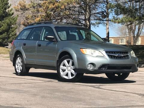 2009 Subaru Outback for sale at Used Cars and Trucks For Less in Millcreek UT