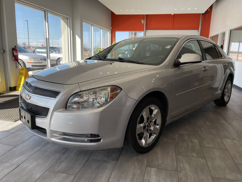 2009 Chevrolet Malibu for sale at Evolution Autos in Whiteland IN