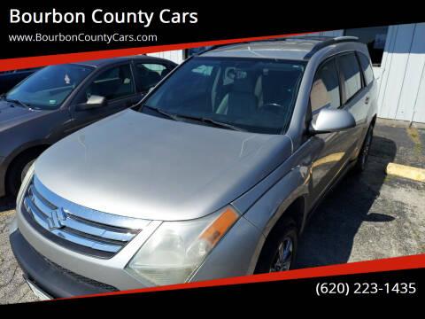 2007 Suzuki XL7 for sale at Bourbon County Cars in Fort Scott KS