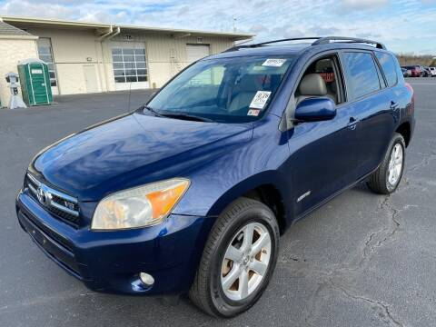 2007 Toyota RAV4 for sale at Used Cars of Fairfax LLC in Woodbridge VA
