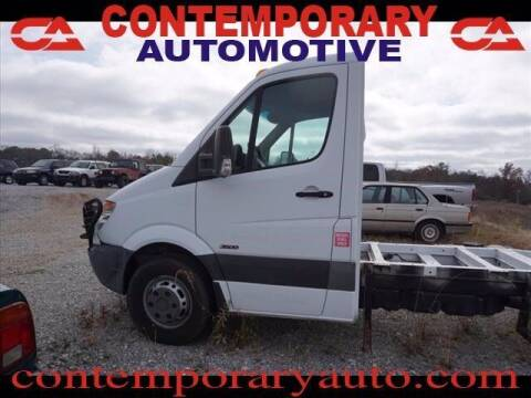 2010 Freightliner Sprinter Cab Chassis for sale at Contemporary Auto in Tuscaloosa AL
