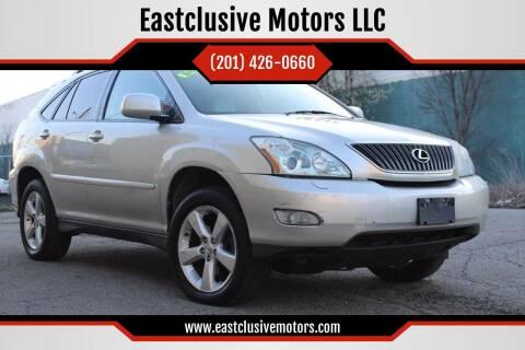 2005 Lexus RX 330 for sale at Eastclusive Motors LLC in Hasbrouck Heights NJ