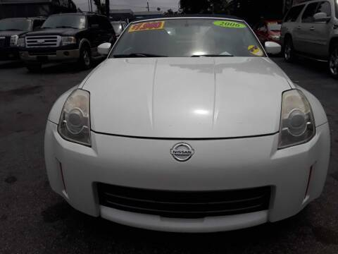 2006 Nissan 350Z for sale at AUTO IMAGE PLUS in Tampa FL