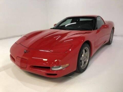 2004 Chevrolet Corvette for sale at MyAutoJack.com @ Auto House in Tempe AZ