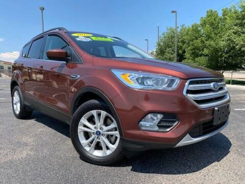 2018 Ford Escape for sale at UNITED Automotive in Denver CO