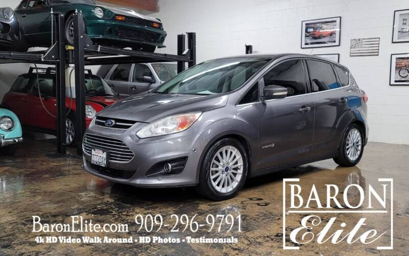 2013 Ford C-MAX Hybrid for sale at Baron Elite in Upland CA